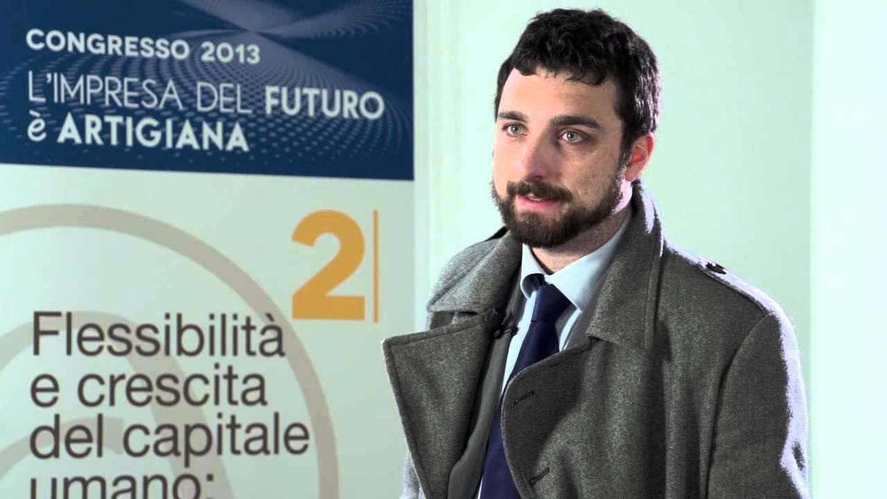 Un bambino che sognava di fare il giornalista.Fabio Savelli