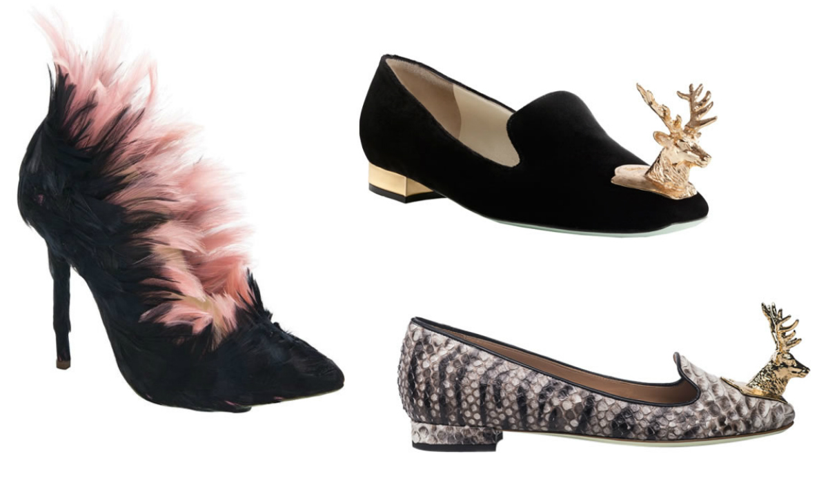 Giannico, scarpe come opere d'arte