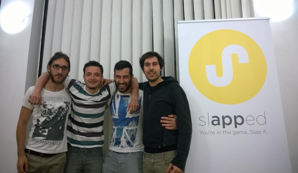 Slapped, l'app che fa social ogni sfida