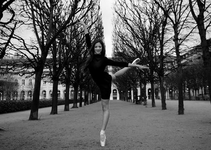 Flavia Abbadessa, tutte le diverse sfumature della danza