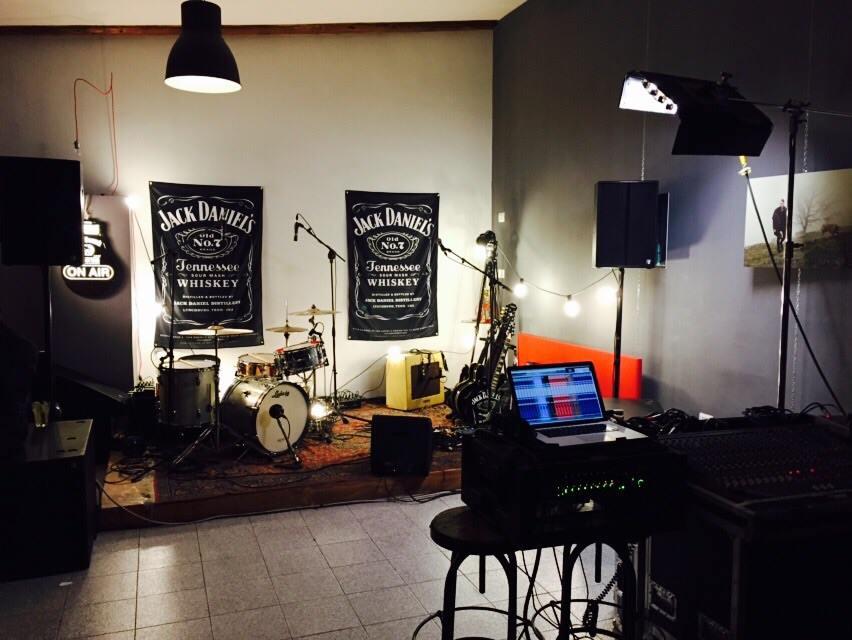 Live session Marmo