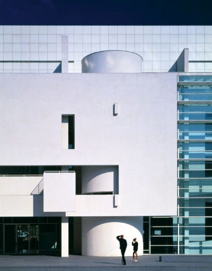 MACBA - Richard Meier