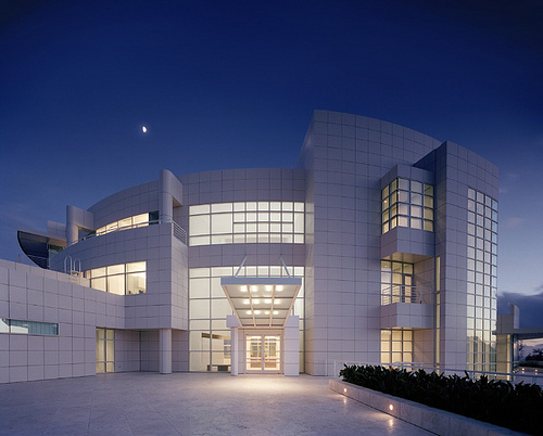 Getty Center - Richard Meier