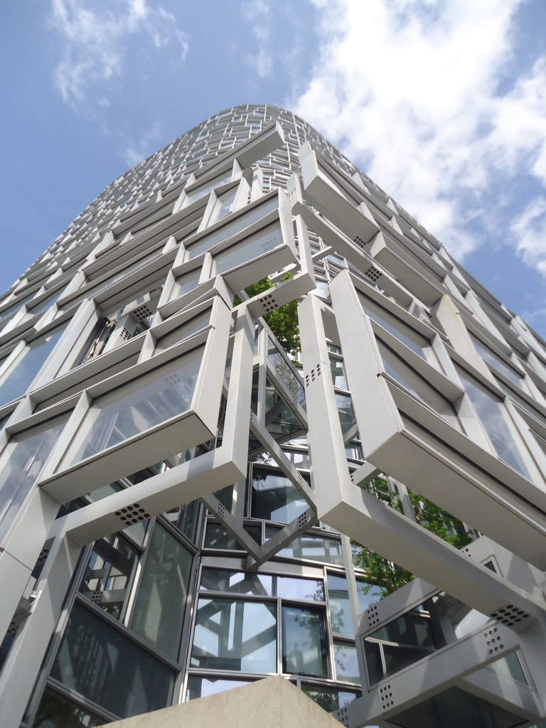 Edificio residenziale, New York - Jean Nouvel