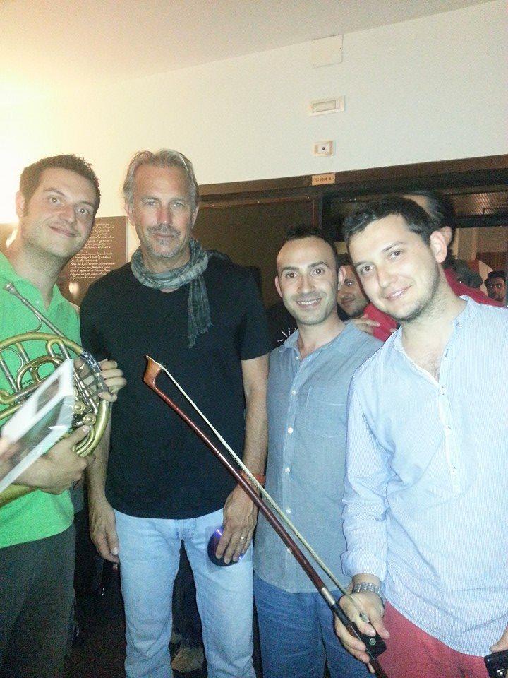 Orvieto4ever con Kevin Costner