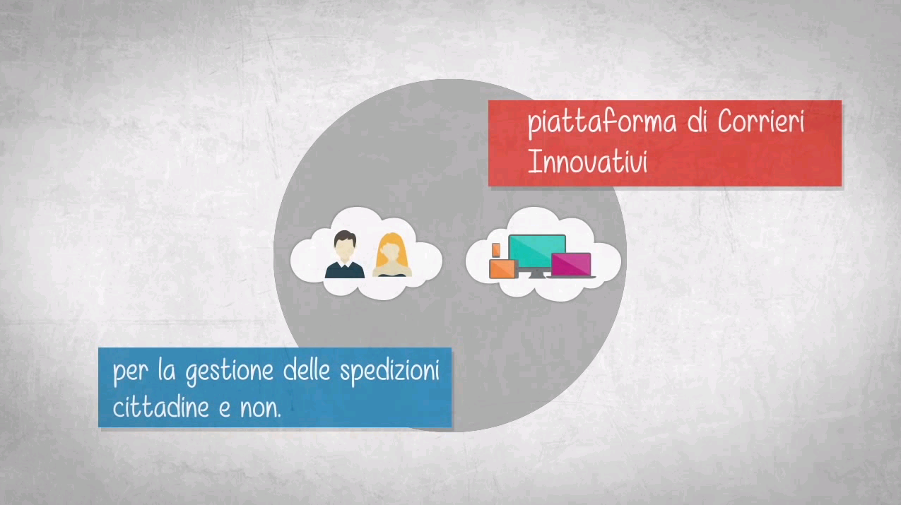 iCarry – Il corriere innovativo
