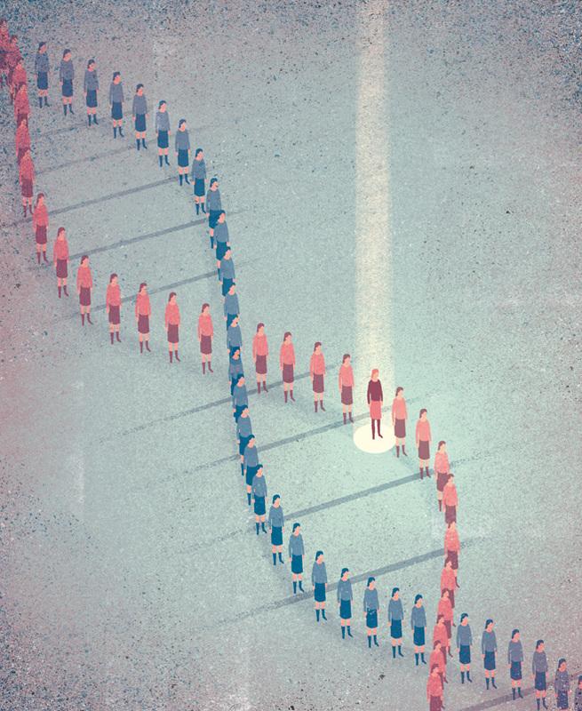 Columbia University - Medicine Gets Personal  ©Davide Bonazzi
