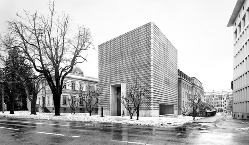 Museum of Fine Arts, EBV