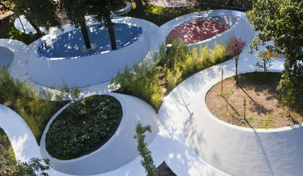 Sensational Garden, Nàbito