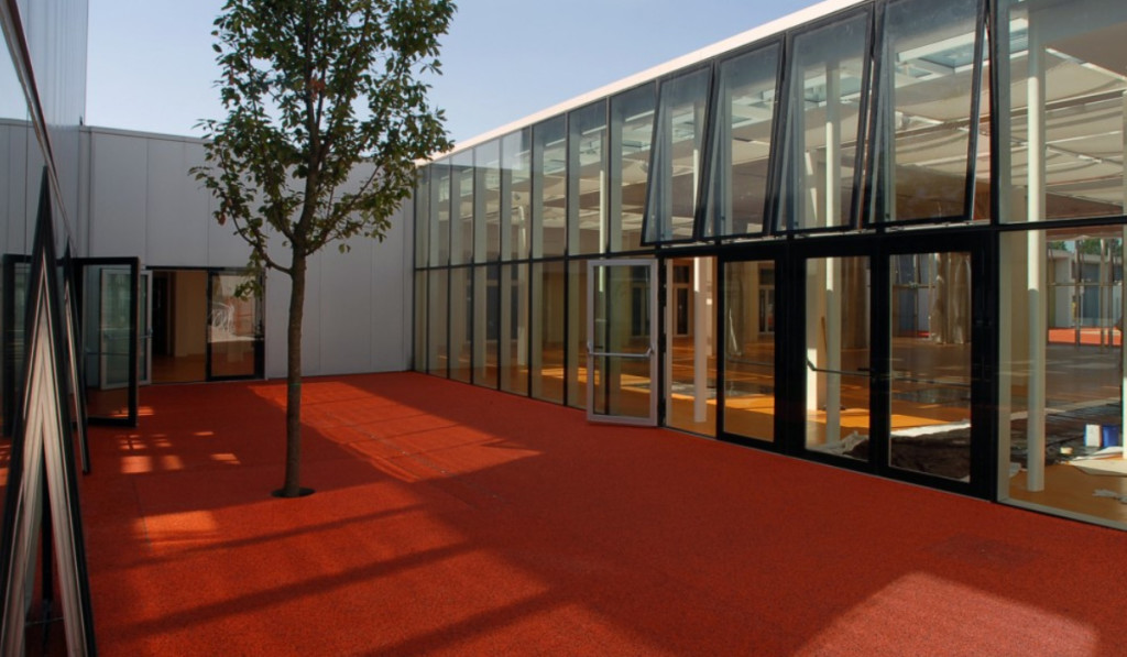 Learning Garden, Ratti Associati