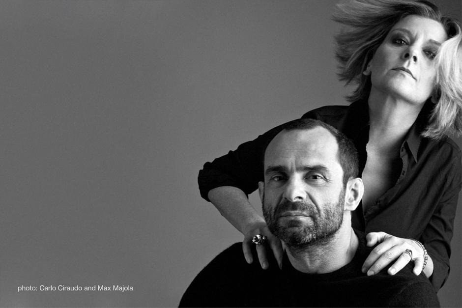 Roberto e Ludovica Palomba