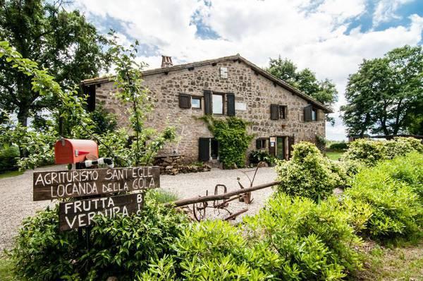 Hotel Green - Agriturismo Biologico in Toscana Santa Egle