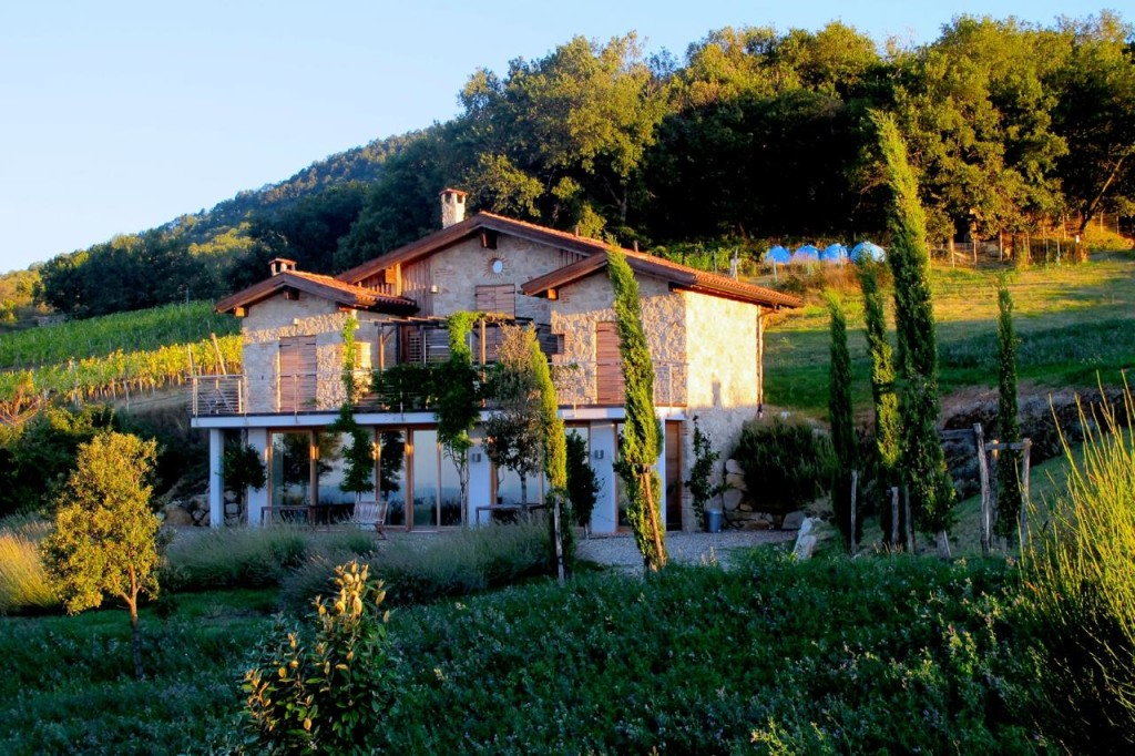 Hotel Green - Valdonica Winey & Vineyard Reside
