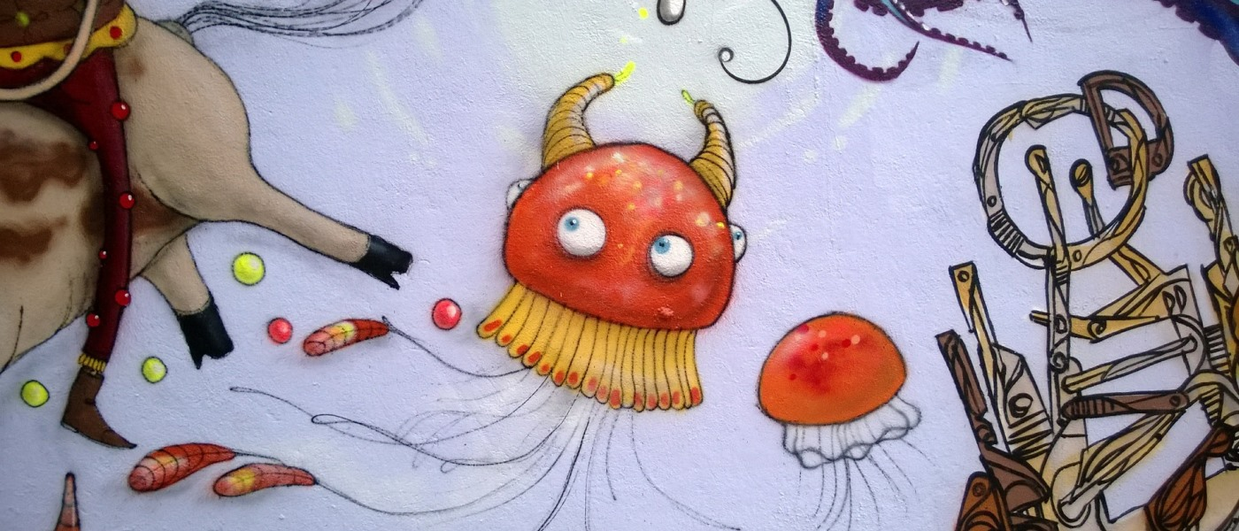 Streetart Italiana, i dieci migliori murales