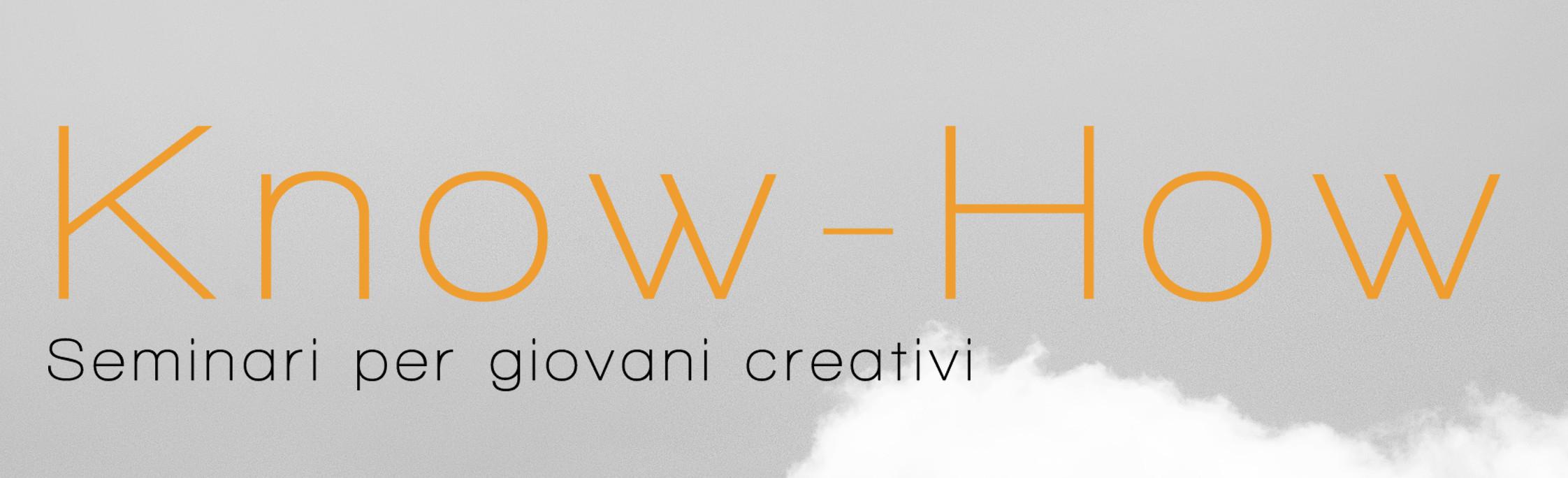 Know-How, CORSI BASE ROMA per la conoscenza del WEB 2.0