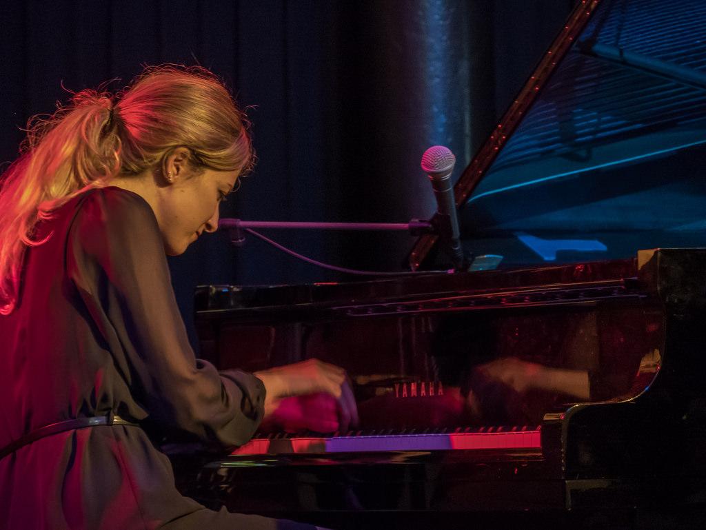 Francesca Tandoi, a colpi di Jazz conquista l'Europa e non solo