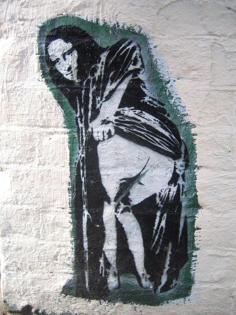 Mona Lisa by Nick Walker