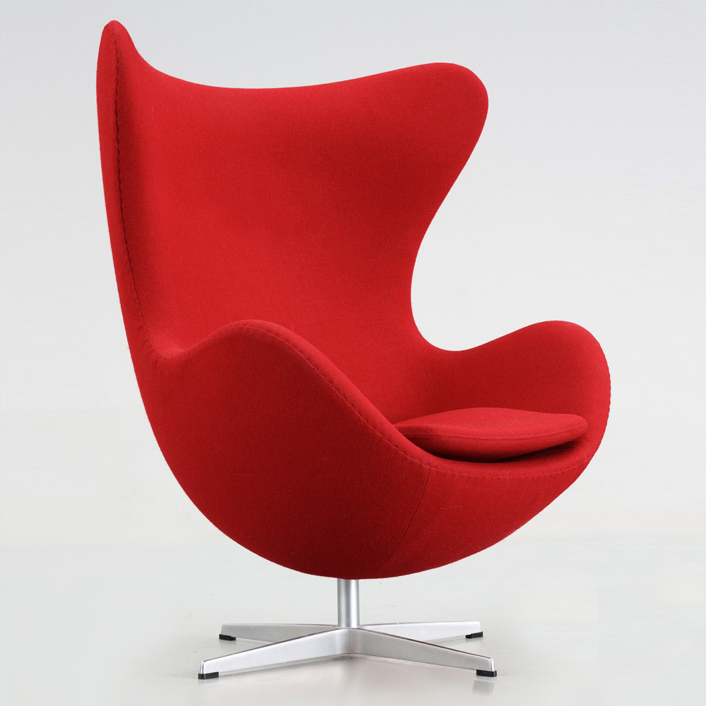 Egg chair - Arne Jacobsen