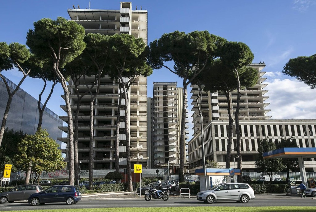 Torri di Beirut - Futura sede TIM