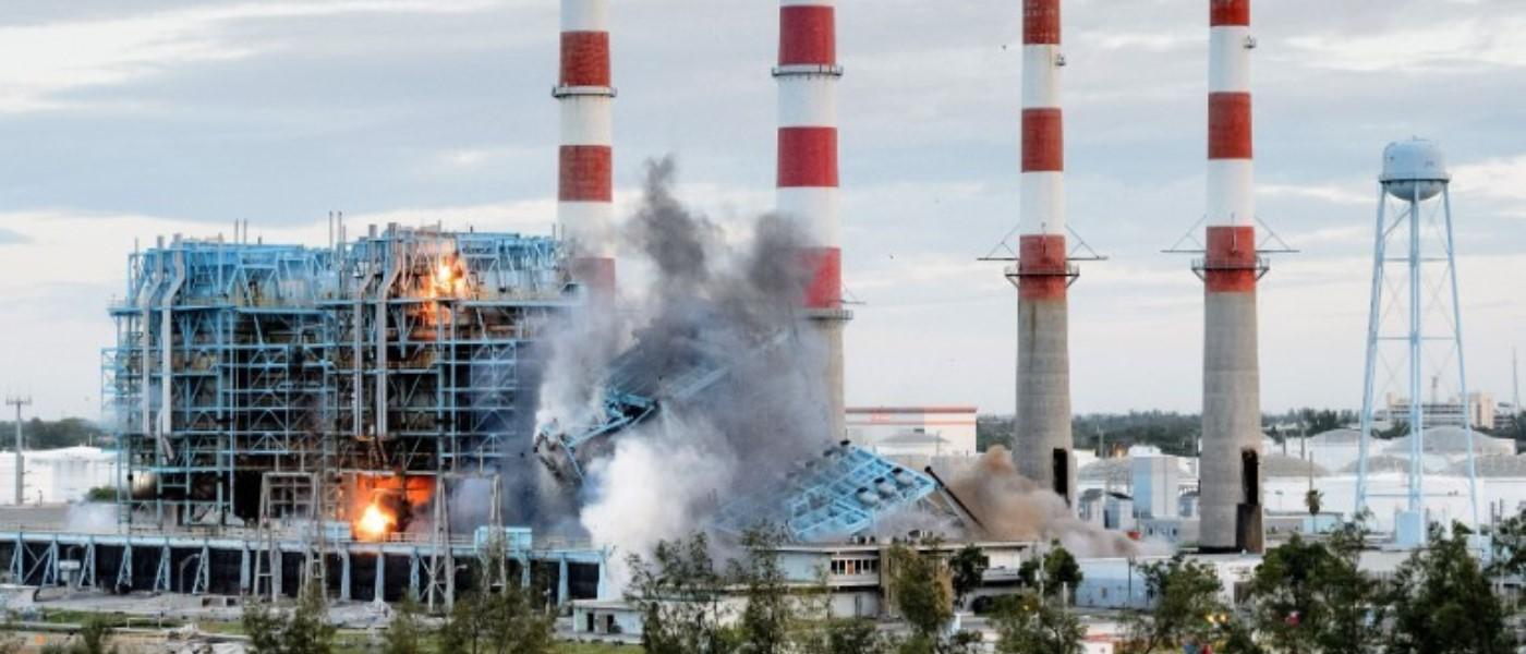 Demolizioni Industriali, le 6 demolizioni meglio riuscite