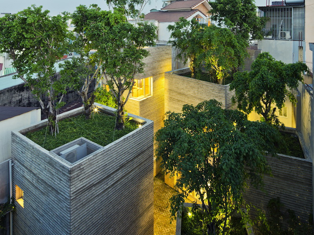 House for Trees - Vo Trong Nghia Architect