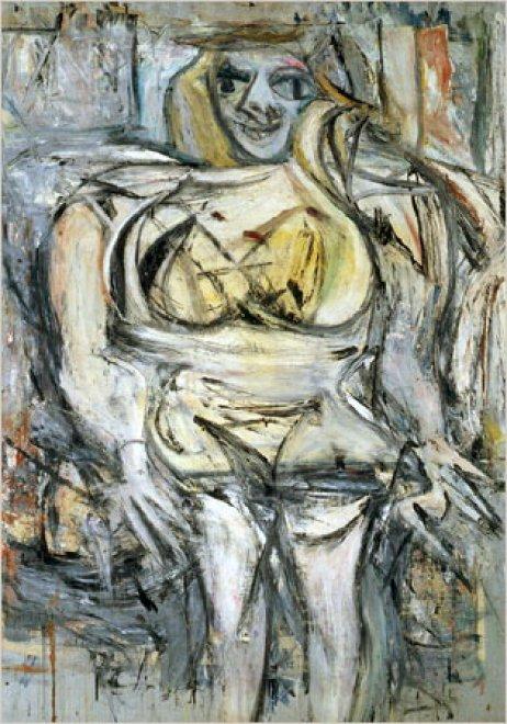 """""""Woman III"""" – Willem de Kooning"""