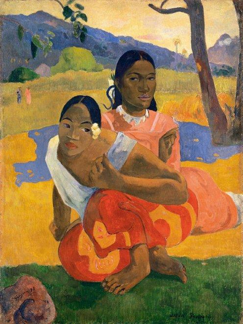 """Nafea faa ipoipo (Quando ti sposi?)"" – Paul Gauguin"