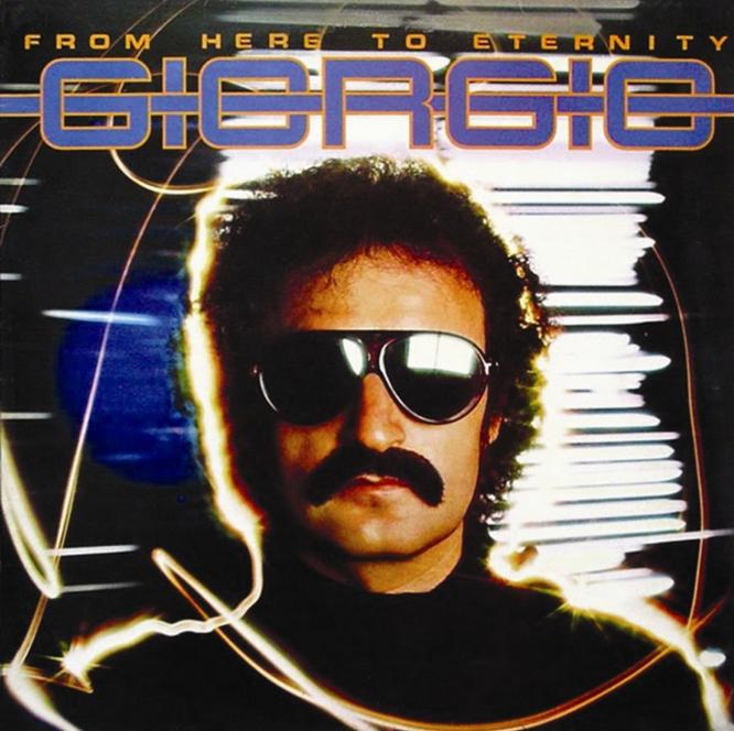 L'album di Giorgio Moroder