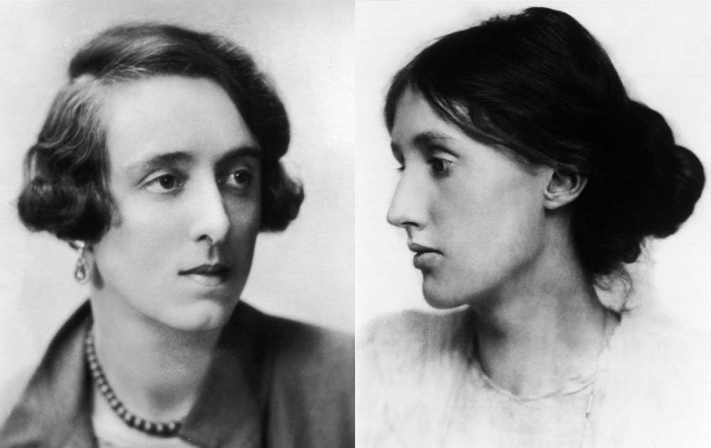 Virginia Woolf e Vita Sackeville-West