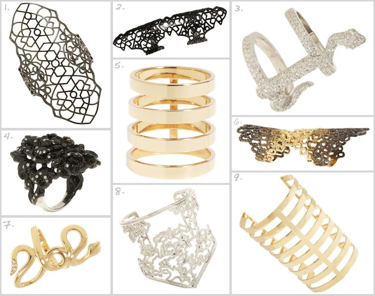 Gaia Repossi Jewelry
