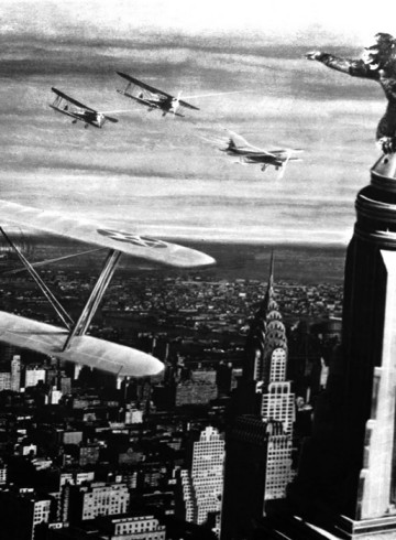 King Kong, 1933, regia di  Merian C. Cooper ed Ernest B. Schoedsack