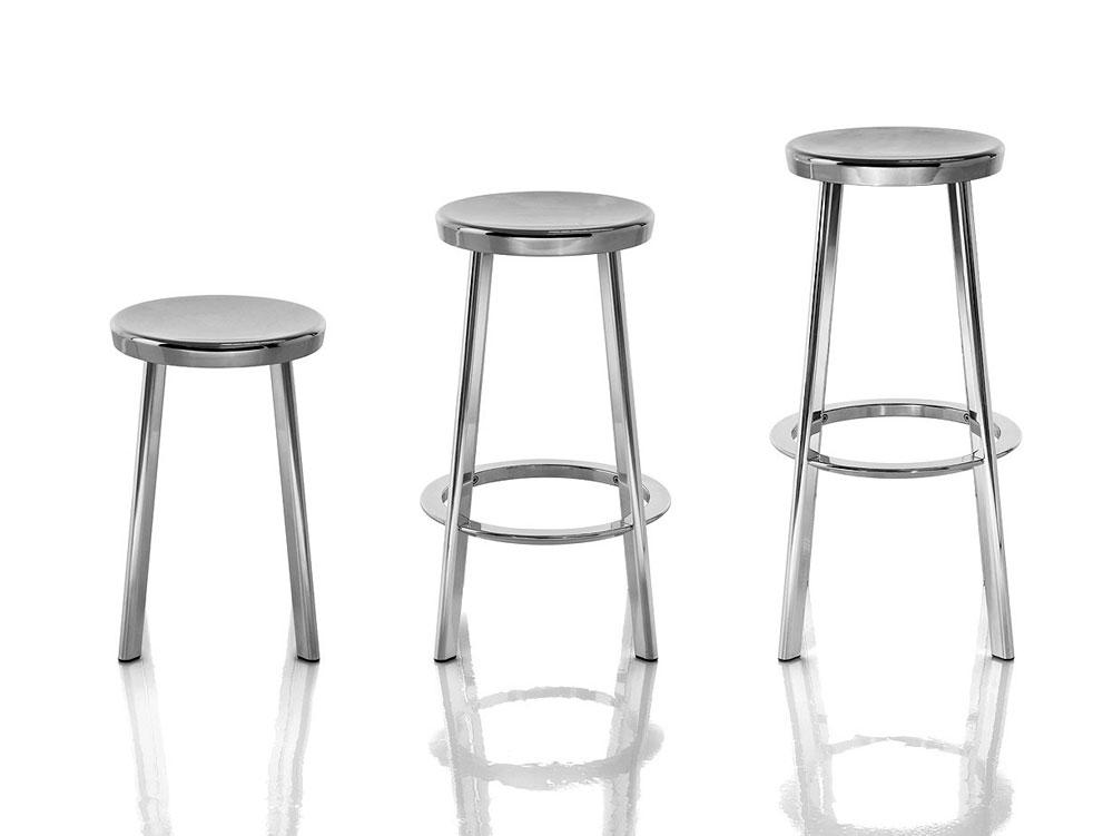 Dejà-vu stools, Naoto Fukasawa per Magis, 2005