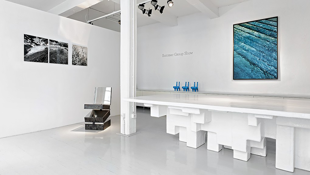 Studio Nucleo al Summer Group Show, Galleria Ammann, Koln, 2015