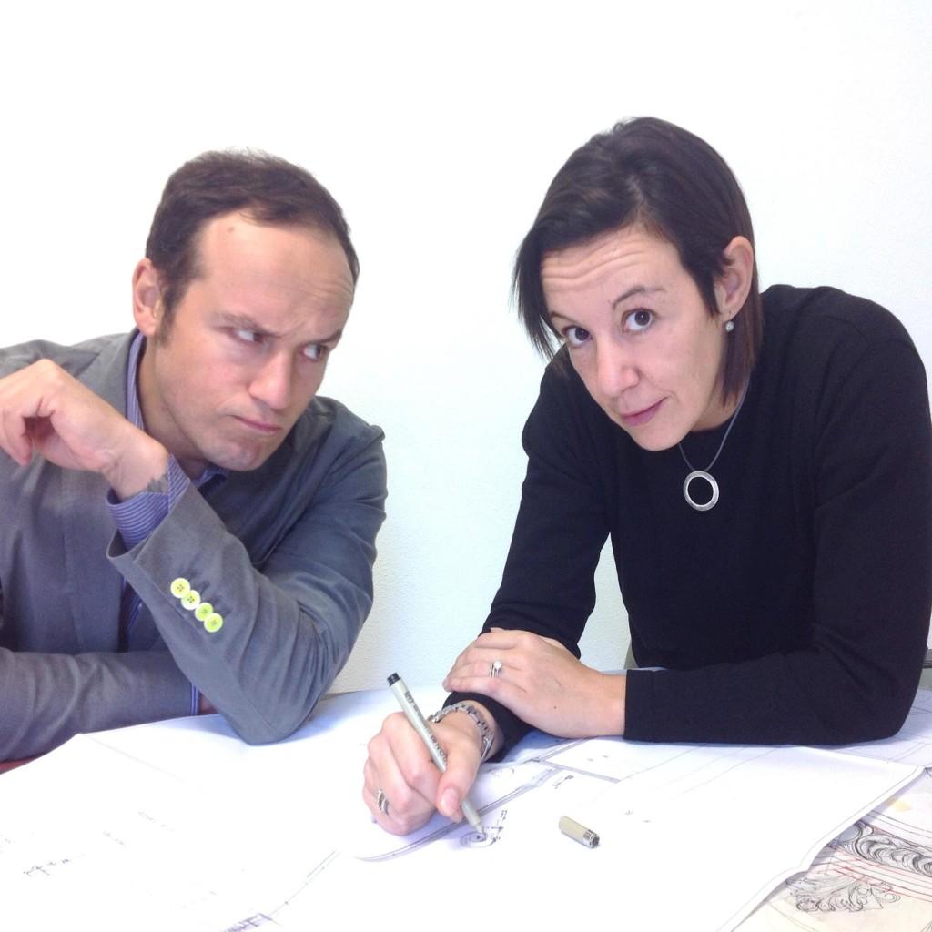 Alessia e Luca Perini