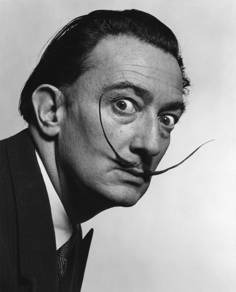Salvador Dalì - Salvador Dalí © Halsman Archive