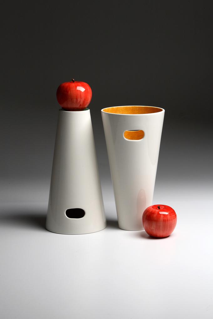 Isabella - fruttiera/vaso da fiori