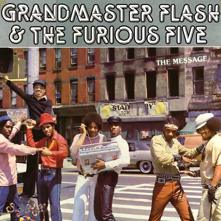 Grandmaster Flaash & The Furious Five