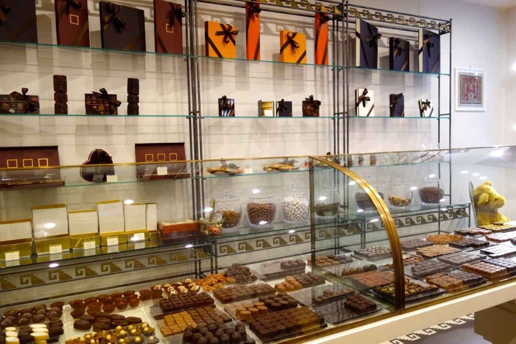 Quetzalcoatl Chocolatier, Via delle Carrozze, 26