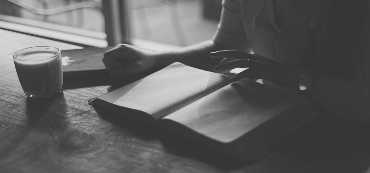 Il rituale ideale per godersi un buon libro