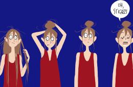 Carote e Cannella, scopriamo le vignette di Elena Triolo 1