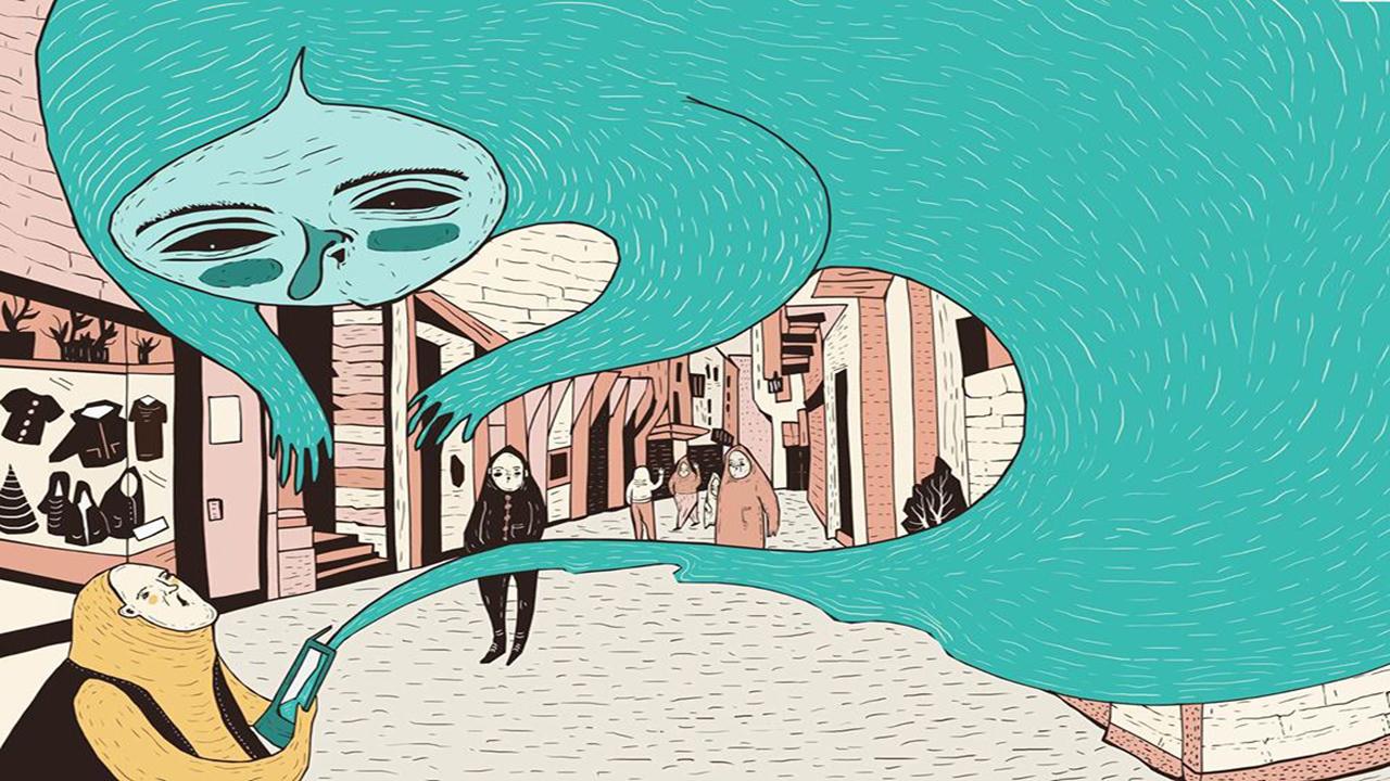 Il filtro della realtà – Intervista a Pasa ha la gola colorata di blu
