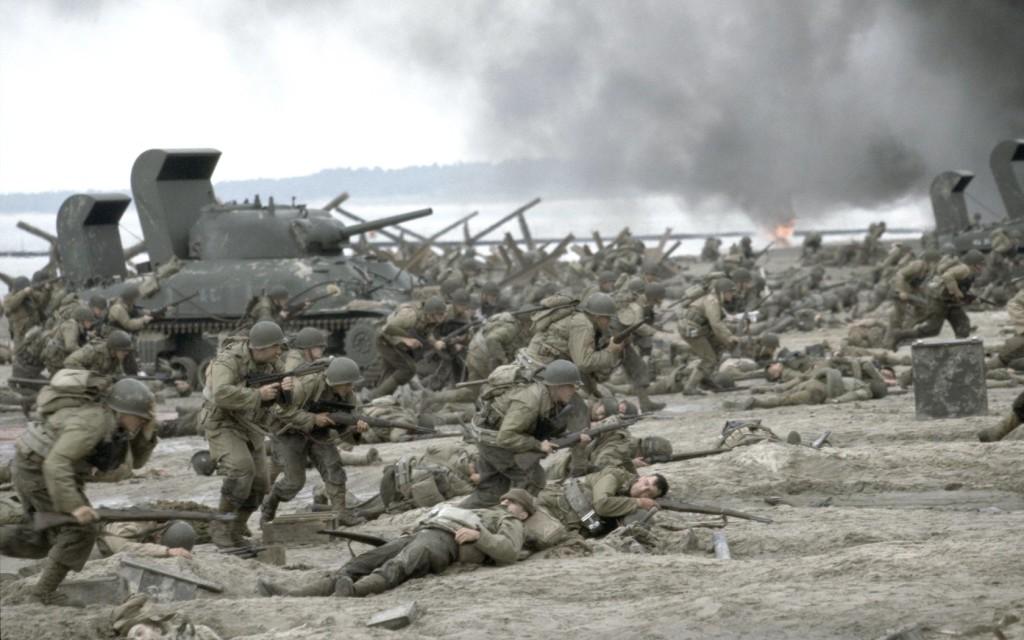 Salvate il soldato Ryan di Steven Spielberg