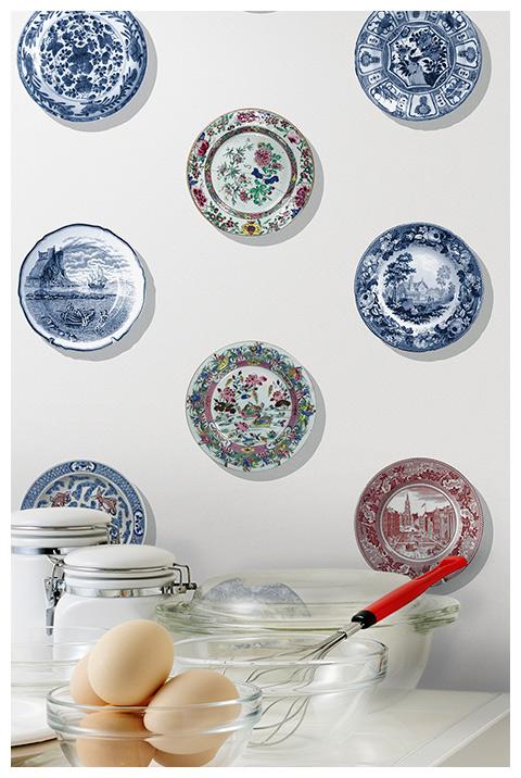 Piatti di Vito Nesta, collezione Warp