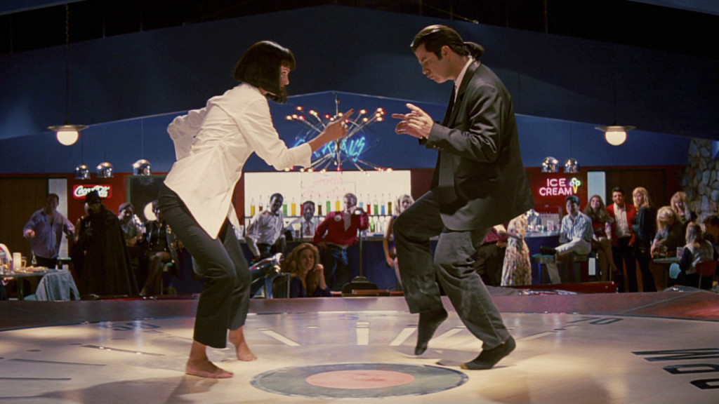 Pulp Fiction di Tarantino