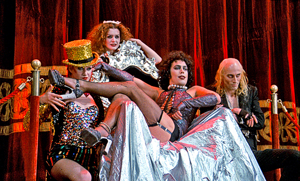 The Rocky Horror Picture Show di Sharman