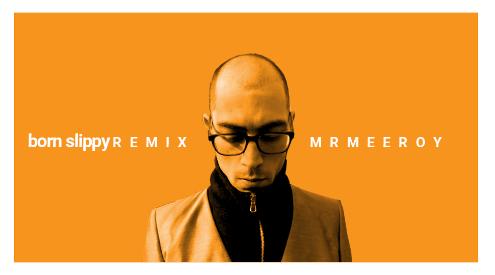 Born Slippy Remix:Trainspotting Challenge - Intervista a Mr Mee Roy 1
