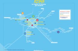 Affitti Studenti Roma - La mappa definitiva per trovare casa