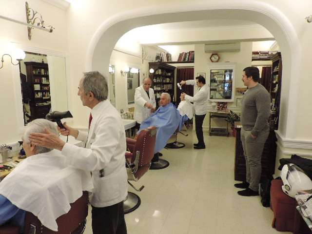 Antica barberia Peppino