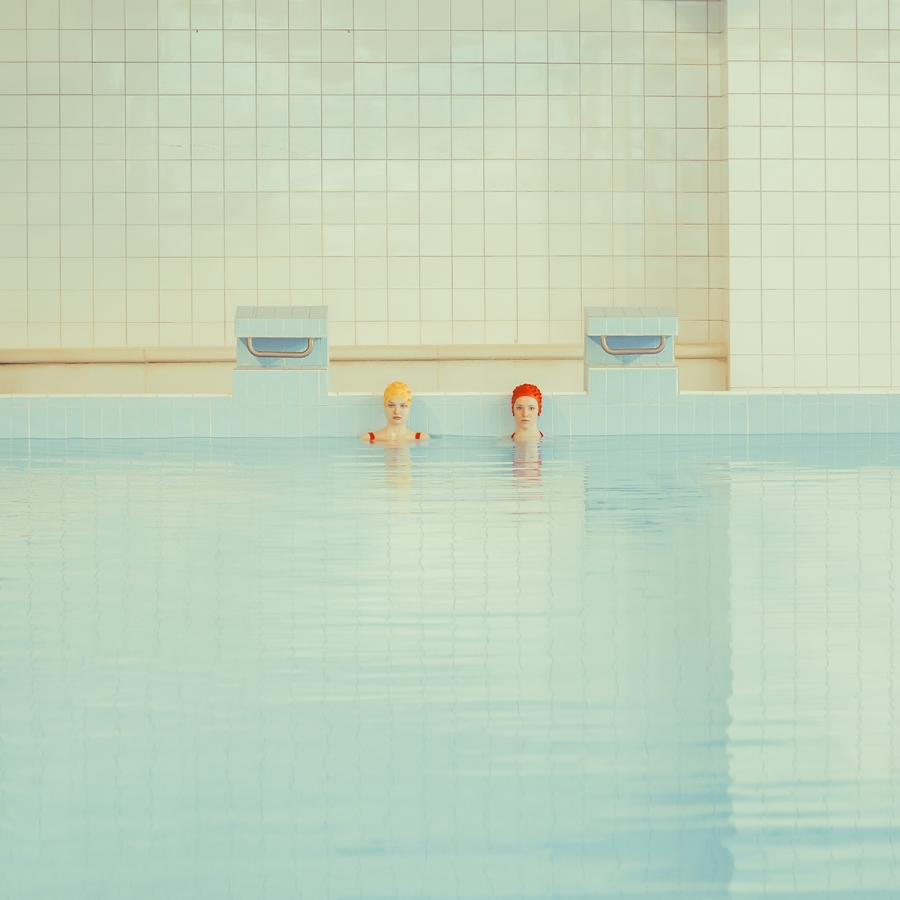 Maria Svarbova - Swimming pool 2
