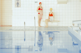 Maria Svarbova - Swimming pool